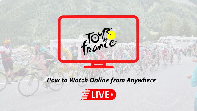 Stream Tour De France Live